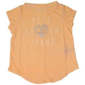 Pepe Jeans T-Shirt acid orange Ariadne