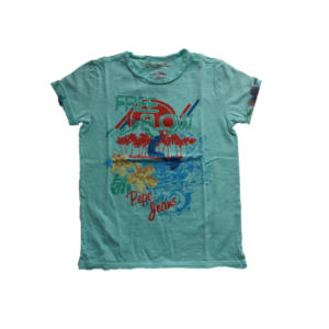 pepe jeans T-Shirt turquoise