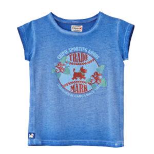 Chipie T-Shirt Kampus blau