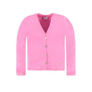 Koenigsmuehle Strickjacke pink