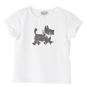 Chipie T-Shirt Kabot weiß