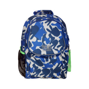 Ticket to heaven Rucksack blau