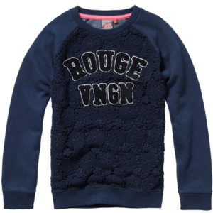 NG1630006_Naelle-16-03_GIRLS_Sweaters_Sweater  Hoody_crewneck_Dark Blue_FRONT