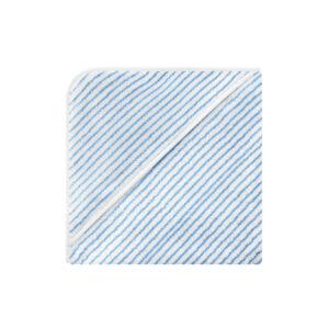 Bellybutton KapuzenhandtuchGeringelt hellblau weiß