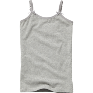 Vingino Singlet girls Unterhemd grau