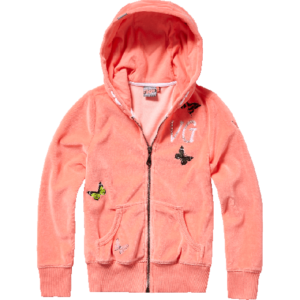 ng1640015_obiene_ps16_girls_sweaters_sweater_hooded_peach_pink_front