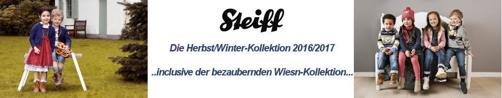 Steiff-Slider Winter 2016neu