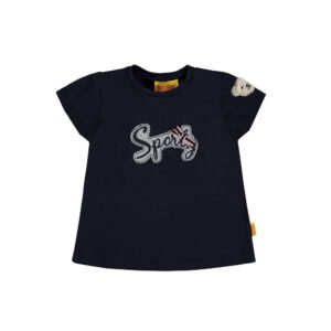 steiff-t-shirt-sporty-girl-marine