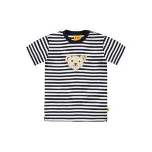 steiff-t-shirt-marine-geringelt-basics