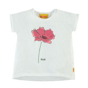 steiff-t-shirt-weiss-springtime
