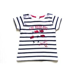 Week-end a la Mer T-Shirt Luckygirl