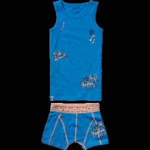 HS17KBN72202_Legend Set_HS17_BOYS_Underwear & Sleepwear_Top_Regular_Capri Blue_FRONT