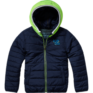 AW17KBN10007_Twein_AW17_BOYS_Jackets_Jacket outdoor_Regular_Dark Blue_Front