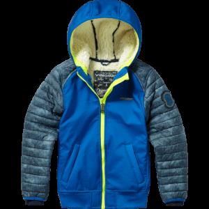 AW17KBN10011_Till_AW17_BOYS_Jackets_Jacket outdoor_Regular_Skyfull Blue_FRONT