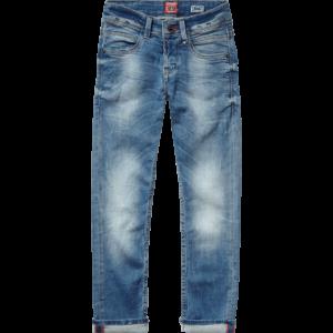 AW17KBD42014_Arnaldo_AW17_BOYS_Pants & Jeans_Jeans_Skinny_Light Indigo_FRONT
