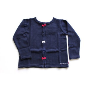 Week-end a la Mer Strickjacke Quetty navy 1