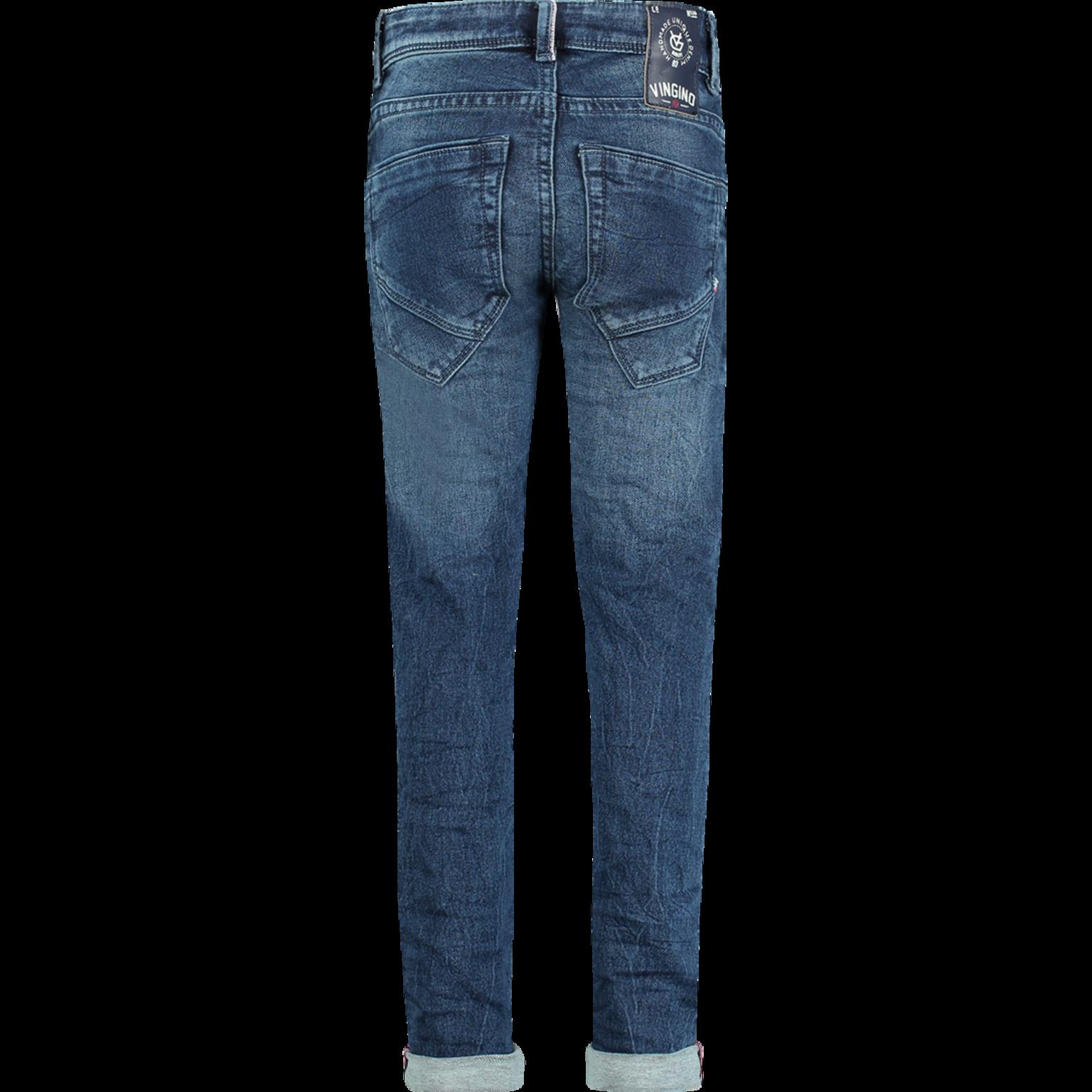 Vingino Jeans Hose boys Danny deep dark skinny | diefeinenkleinen.de