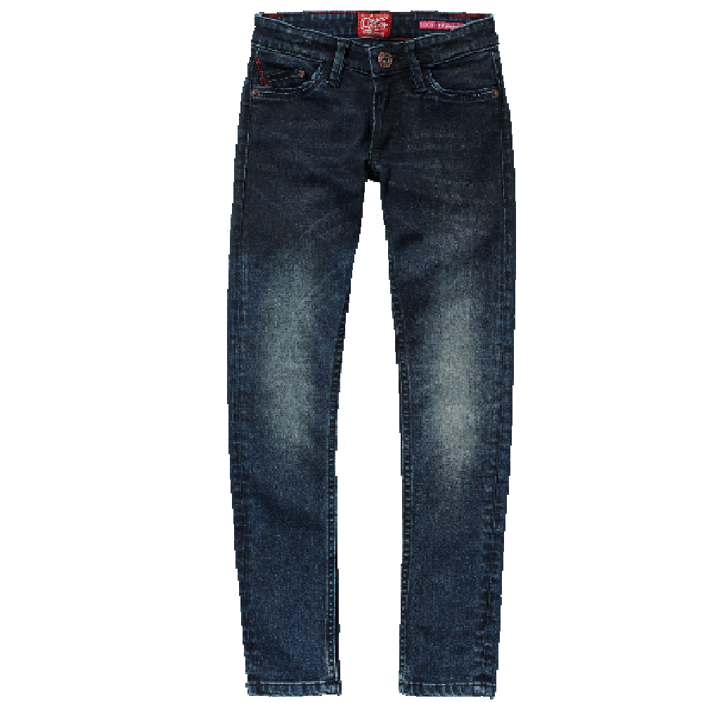 Vingino Jeans Aster girls skinny black vintage | diefeinenkleinen.de