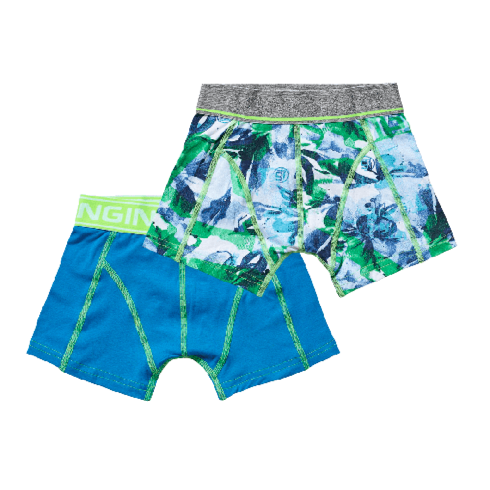 Vingino Boxershorts 2er Pack Checked Jungen